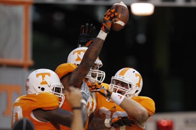 Vols' Defense Already Showing Improvement