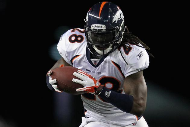 Broncos' Quinton Carter Has Felony Gambling Charges Dropped in Nevada