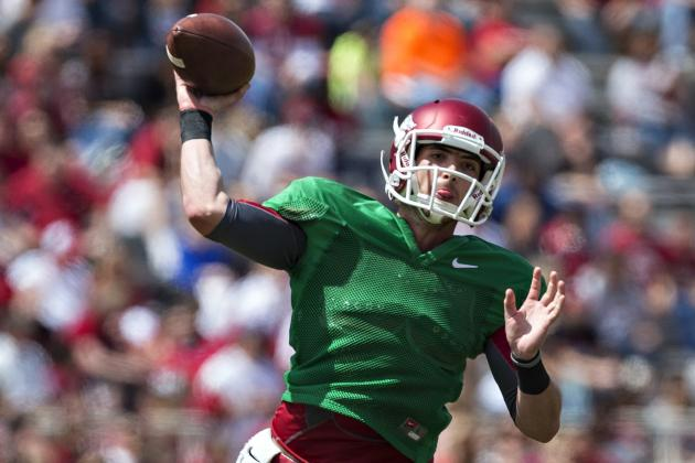 WholeHogSports: Allen First-Team QB Leaving Spring