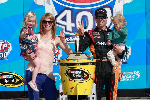 Newton: A 'Dream Come True' for Kenseth