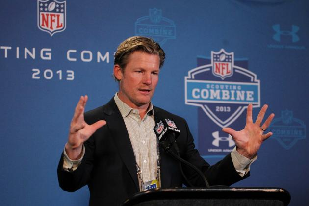 NFL Draft Figures to Be Volatile