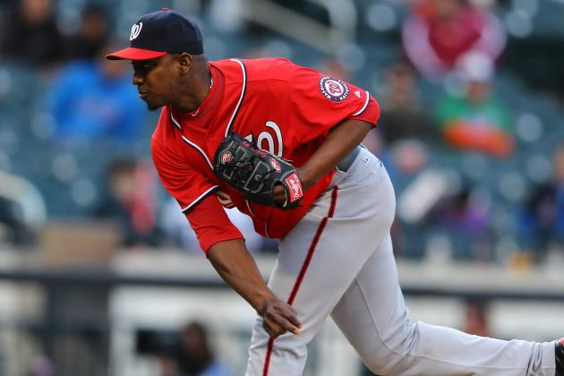 It's a Boy for Soriano, Storen to Close Monday, Ramos Close -- and Lineups