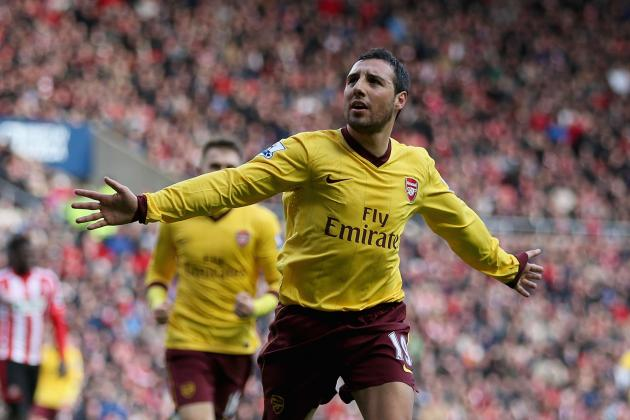 Santi Cazorla: Why He Is Key to Arsenal Winning a Title Next Season