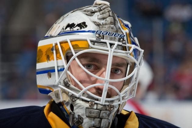 Sabres Go with Enroth
