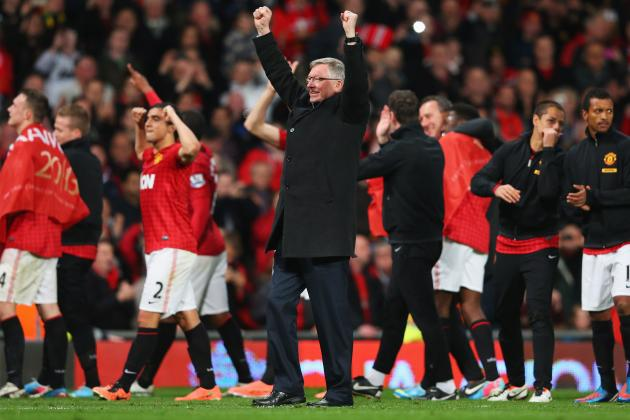 How Will Manchester United's Title Win Be Ranked in Premier League History?