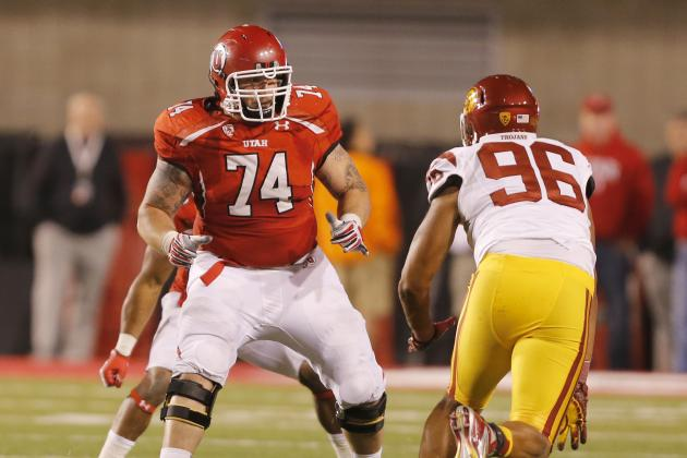 Sam Brenner Scouting Report: NFL Outlook for Utah OG