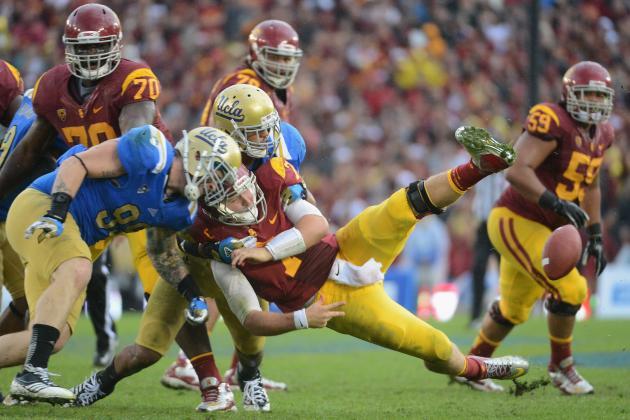 Matt Barkley Injury Report: Final Prognosis for USC QB's Pro Career