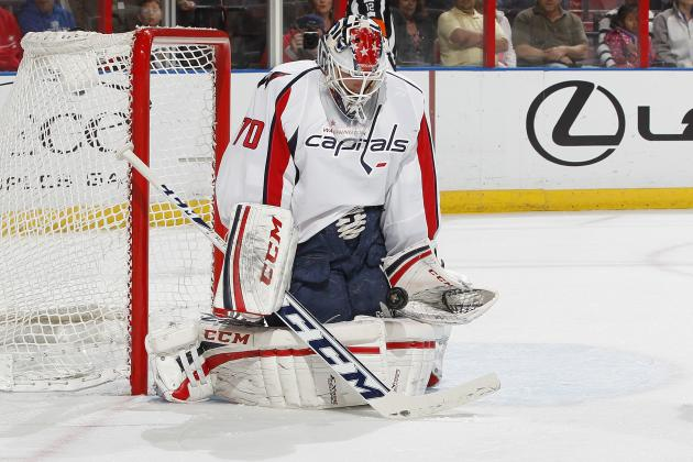 Washington Capitals' Penalty Kill Makes Steady Improvement