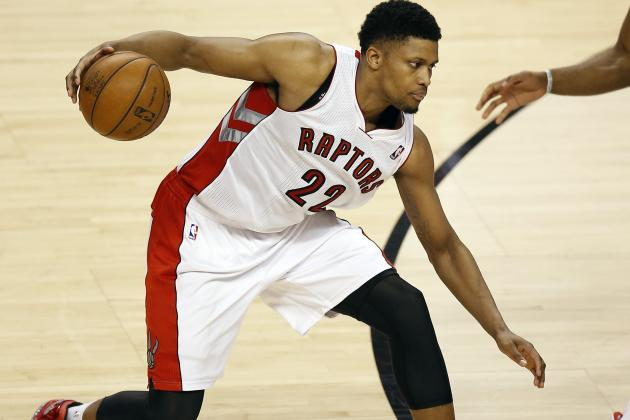 Raptors Discovered Vision Issue with Rudy Gay