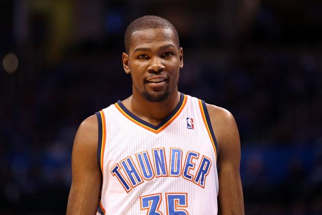 Video: KD's Top 10 of 2012-13