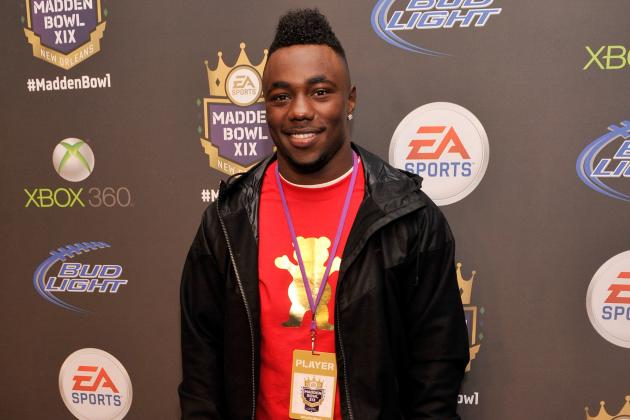 Yahoo's Dream Chasers Series Looks at Kenjon Barner's Path to the Draft