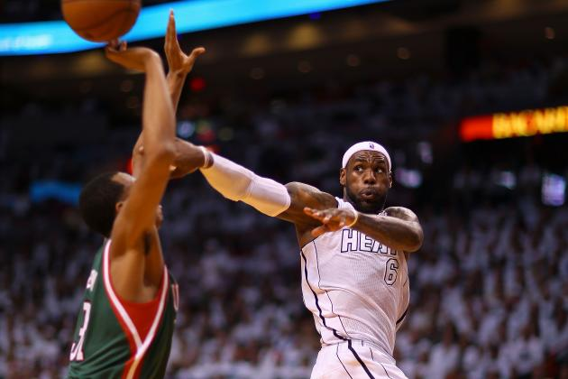 NBA Playoff Schedule 2013: How and When to Watch Every Game in Round 1