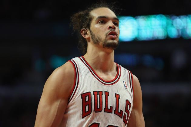 Joakim Noah Injury: Bulls Center Has to Test Foot for Chicago to Beat Nets