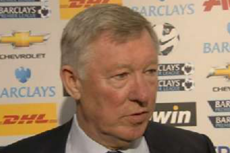 Sir Alex Ferguson Hails Manchester United Consistency