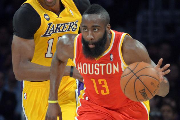 Harden: 29-Point Loss to Thunder Was Definitely Good for Us
