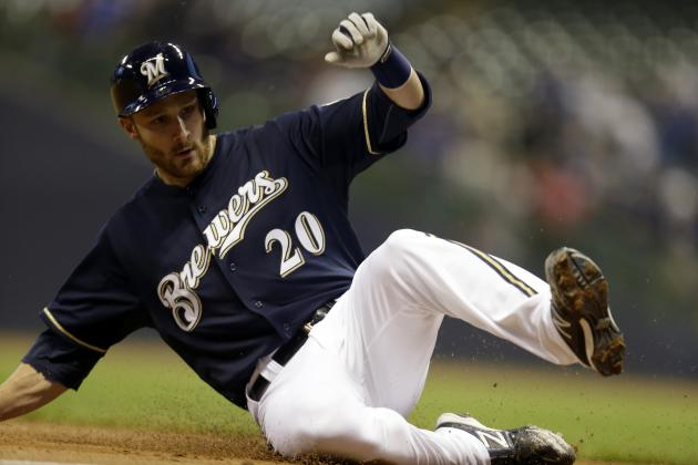 Jean Segura Batting First; Jonathan Lucroy at Cleanup