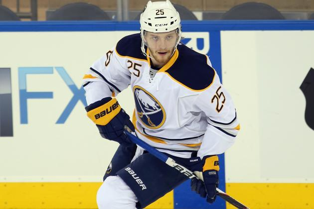 Grigorenko Returns to Sabres Lineup vs. Jets