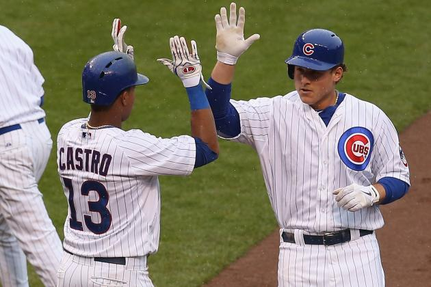ESPN Gamecast: Cubs vs. Reds