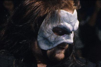 Rare Photos of Masked Undertaker, Kane Released