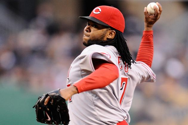 Updates on Cueto, Marshall