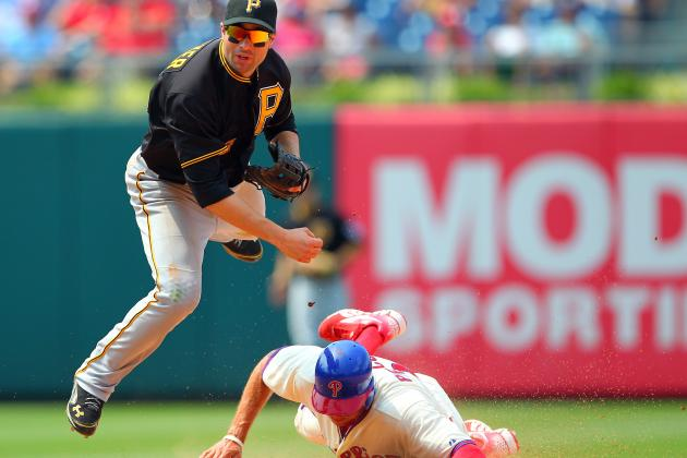 ESPN Gamecast: Pirates vs. Phillies