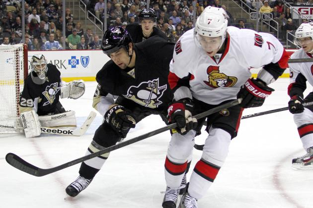 ESPN Gamecast: Penguins vs. Senators