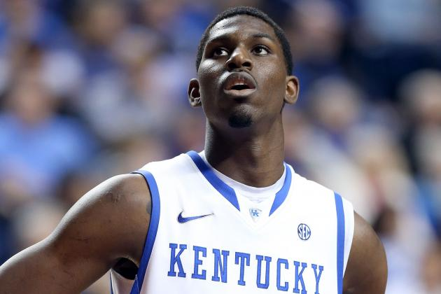 Kentucky's Poythress Wants to Prove 'I'm Not Just Potential'