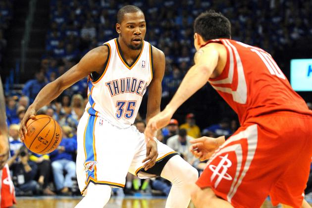Houston Rockets vs. OKC Thunder: Game 2 Preview, Schedule and Predictions