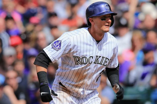 Colorado Rockies Power Surge Has Them Surprisingly on Top of Loaded NL West