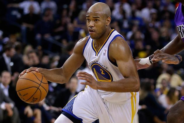 Warriors' Jarrett Jack Loses Out on NBA Sixth Man Award