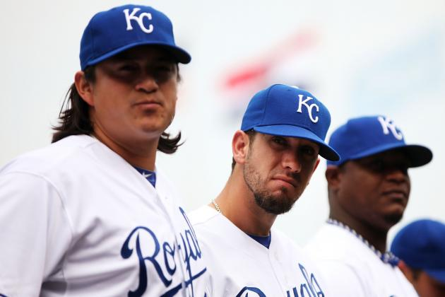 Kansas City Royals: Starting Pitching Key to First Place Standing in AL Central