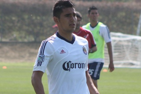 Julio Morales Selected to Mexico's Under-20 National Team Training Camp