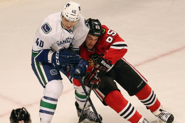 ESPN Gamecast: Blackhawks vs. Canucks