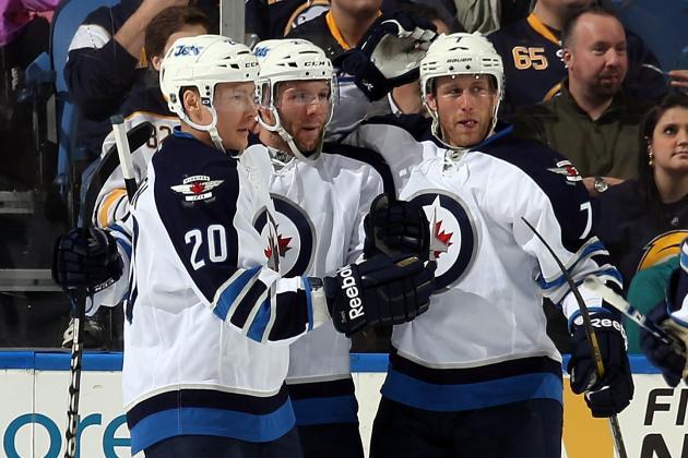 Jets 2, Sabres 1