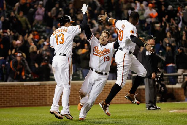 Markakis' RBI in 9th Gives O'S Win over Jays