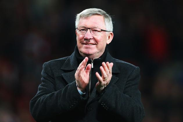'Now I Feel 10 Years Younger': Ferguson Vows to Continue Dynasty