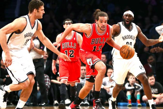 Chicago Bulls vs. Brooklyn Nets: Game 2 Score, Highlights and Analysis
