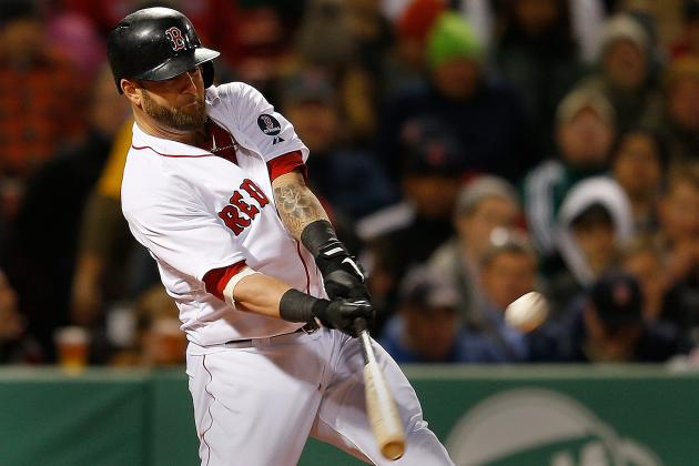 Rapid Reaction: Red Sox 9, A's 6