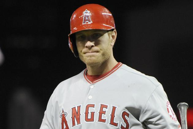 Angels Drop Josh Hamilton from Cleanup Spot