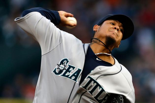 Mariners 7, Astros 1