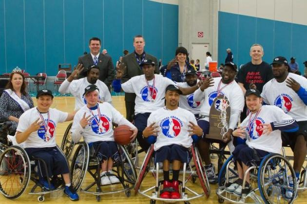 NWBA: Dallas Wheelchair Mavericks Claim Fourth Consecutive Title