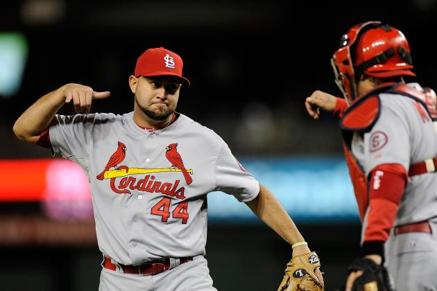Mujica Could Be St. Louis Cardinals' Bullpen Savior