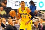 Paul George Named 2013 NBA Most Improved Player