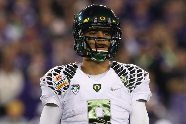 Ducks QB Marcus Mariota Has Different Mindset for Spring Game