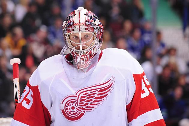 Red Wings Dominate on Special Teams, Howard Solid in Crucial 4-0 Win