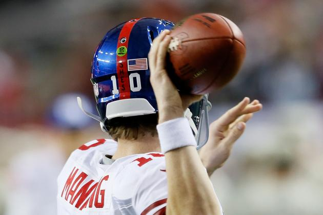 New York Giants: Breaking Down QB Eli Manning's Passing Attack in 2013