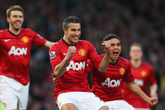 RVP Volley and Luis Suarez Bite: Golden Boot Contenders' Very Different Week