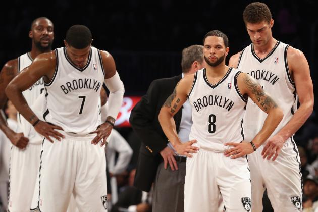 Brooklyn Nets' Jekyll and Hyde Stars Give Chicago Bulls 1st-Round Momentum