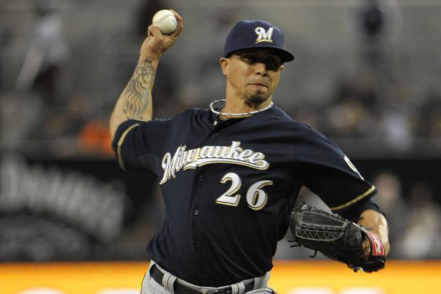 Kyle Lohse Exits with Dislocated Pinky on Non-Throwing Hand
