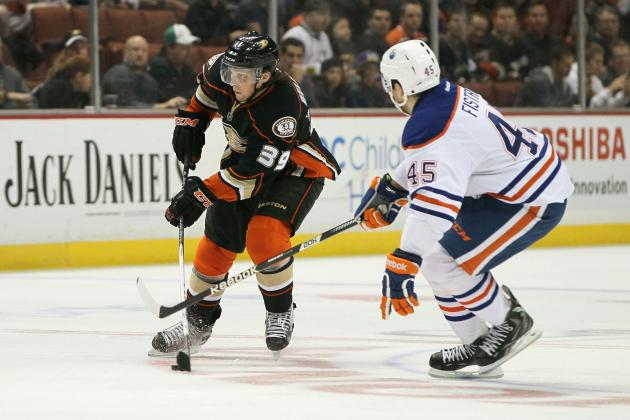 Ducks Blank Oilers, Take Pacific Division Title